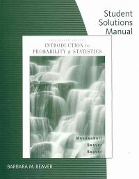 Amazon. Com: student solutions manual for use with introduction to.
