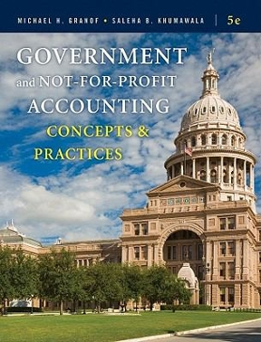Government and not for profit accounting concepts and practices 5th government and not for profit accounting 5th edition 9780470390788 0470390786 view textbook solutions fandeluxe Images