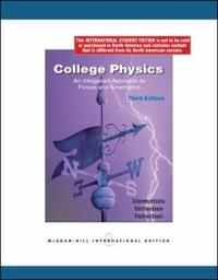 College Physics (International Edition) (3rd) edition  9780071284431