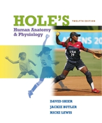 Hole's Human Anatomy & Physiology 12th edition 9780077276188 0077276183