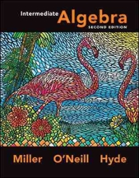 Intermediate Algebra (2nd) edition 007728111X 9780077281113