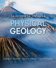 Physical Geology 13th edition 9780077270667 0077270665