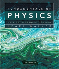 Fundamentals of Physics Extended (9th) edition 0470469080 9780470469088