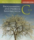 Programming and Problem Solving with C++: