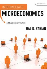 Intermediate Microeconomics A Modern Approach Rent 9780393934243 Chegg Com