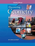 Discovering Geometry  An Investigative Approach