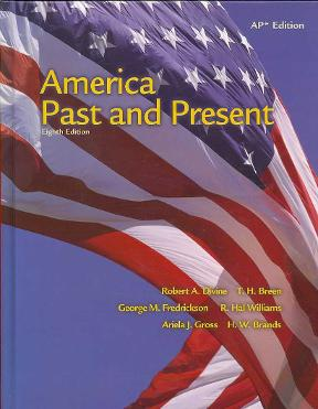 America past and present ap edition instructor's resource dvd-rom.