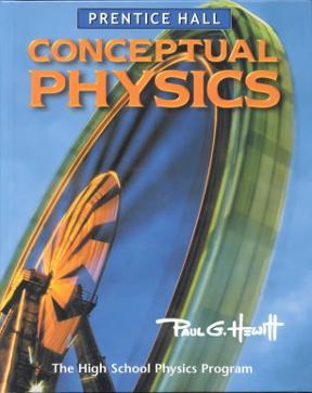 Conceptual Physics The High School Physics Program Rent 9780130542540 Chegg Com