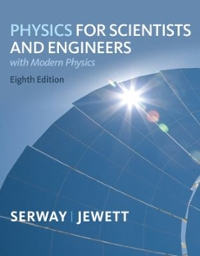 Physics for Scientists and Engineers with Modern, Chapters 1-46 (8th) edition 9781439048443 1439048444