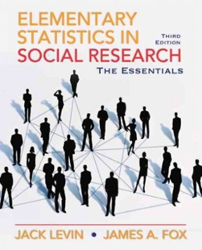 elementary statistics in social research textbook levin pdf