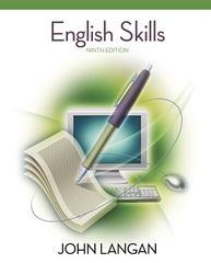 English Skills 9th edition 9780073384108 0073384100