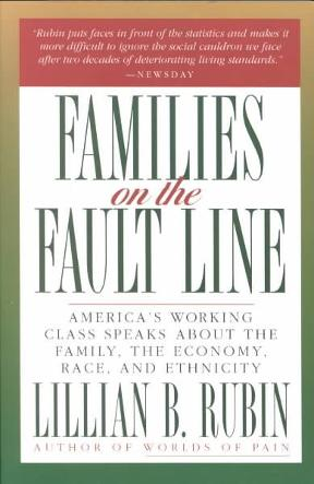an analysis of lilian rubins book families on the fault line Families on the fault line: america's working class speaks about the family, the economy, race, and ethnicity lillian b rubin harpercollins canada, limited , 1994 - social science - 284 pages.