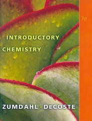 Introductory Chemistry 7th edition 9780538736398 0538736399