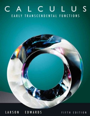 Calculus early transcendental functions 5th edition rent calculus 5th edition 9780538735506 0538735503 fandeluxe Choice Image