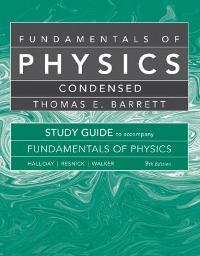 student study guide for fundamentals of physics 9th edition textbook rh chegg com David Halliday Art David Halliday Art