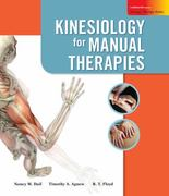 Kinesiology for Manual Therapies 1st edition 9780073402079 0073402079