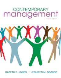 Contemporary Management 7th edition 9780078112690 0078112699