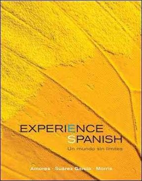 Experience spanish student edition 2nd edition rent experience spanish student edition 2nd edition fandeluxe Images