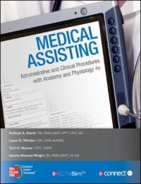 Medical Assisting (4th) edition 0073374547 9780073374543