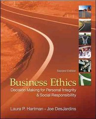 Business Ethics 2nd edition 9780078137136 0078137136