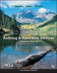Auditing and assurance services 7th edition textbook solutions auditing and assurance services 7th edition view more editions fandeluxe Gallery