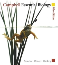 Campbell Essential Biology 4th edition 9780321652898 0321652894