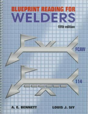 Blueprint reading for welders 5th edition rent 9780827355798 blueprint reading for welders 5th edition malvernweather Image collections