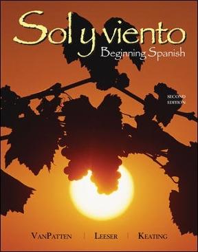 Sol y viento beginning spanish 3rd edition rent 9780073385297 beginning spanish fandeluxe Images