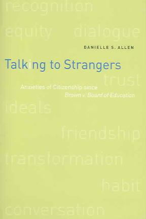 allen talking to strangers