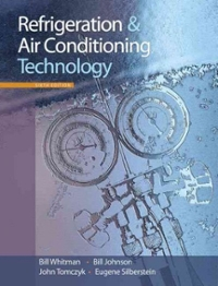 Refrigeration and Air Conditioning Technology (6th) edition 1111803226 9781111803223
