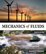 Mechanics of Fluids 4th edition 9781133168737 1133168736