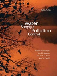 Water Supply and Pollution Control (8th) edition 0132337177 9780132337175