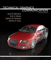 Technical Graphics Communcatns 4th edition 9780073128375 0073128376