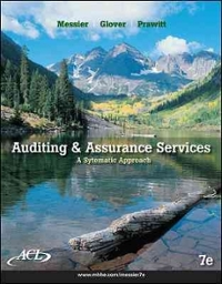 Auditing and Assurance Services with ACL Software CD (7th) edition 0077343468 9780077343460
