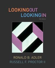 Looking Out, Looking In 13th Edition eBook 9781111787141 111178714X