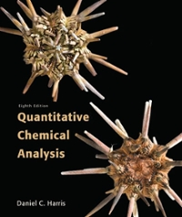 Quantitative Chemical Analysis 8th edition 9781429218153 1429218150