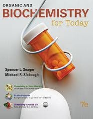 Organic and Biochemistry for Today 7th edition 9780538734318 0538734310
