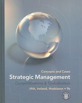 Strategic management concepts and cases competitiveness and strategic management concepts and cases 9th edition 9781439042304 1439042306 fandeluxe Choice Image