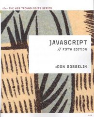 JavaScript 5th edition 9780538748872 0538748877