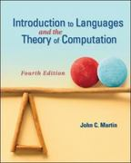 Introduction to Languages and the Theory of Computation 4th edition 9780073191461 0073191469