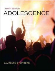 Adolescence 10th Edition 9780073532110 0073532118