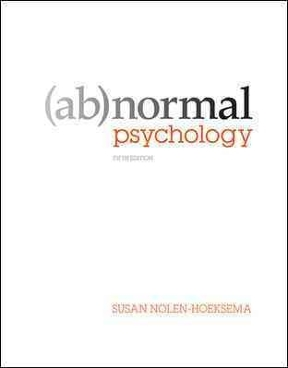 Looseleaf for abnormal psychology 7th edition rent 9781259578137 looseleaf for abnormal psychology 7th edition 9781259578137 1259578135 fandeluxe Gallery
