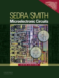 microelectronic circuits 6th edition textbook solutions chegg com rh chegg com microelectronic circuits 6th edition solution manual pdf free download microelectronic circuits solution manual 6th edition