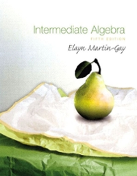 Intermediate Algebra 5th edition 9780136007296 0136007295