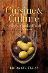 Cuisine and Culture 3rd Edition 9780470403716 0470403713