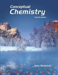 Conceptual Chemistry (4th) edition 0136054536 9780136054535