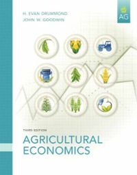 Agricultural Economics 3rd Edition Textbook Solutions