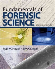 Fundamentals of Forensic Science 2nd Edition 9780123749895 0123749891
