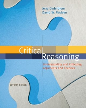 Critical reasoning 7th edition rent 9780495808787 chegg critical reasoning 7th edition fandeluxe Gallery