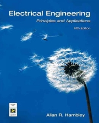 Electrical Engineering (5th) edition 0132130068 9780132130066